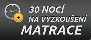 30 nocí na vyzkoušení matrace, i-matrace.cz